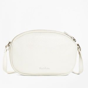 NWT Brooks Brothers White Crossbody Bag
